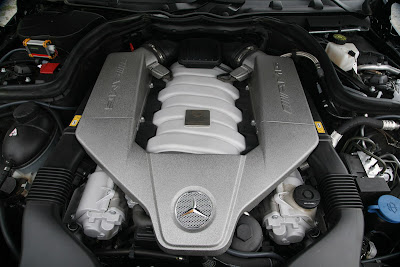 2009 Edo competition Mercedes C63