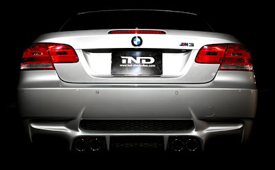 2009 IND BMW E93 Silverstone II