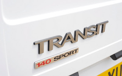 2009 Ford Transit SportVan Limited Edition