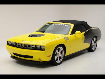 2013 Dodge Challenger Convertible