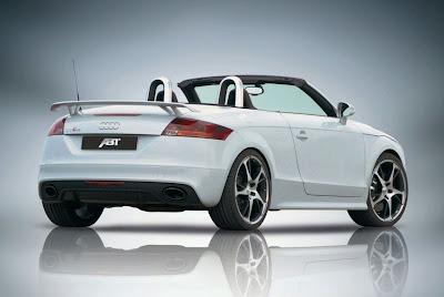 2010 ABT Sportsline Audi TT-RS