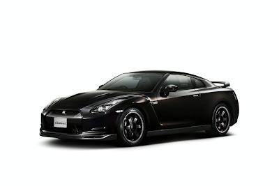 2010 Nissan GTR SpecV