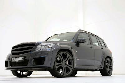 2010 BRABUS Mercedes GLK V12