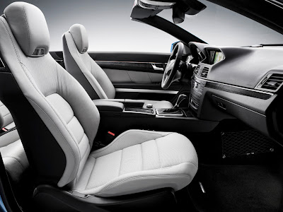 2011 Mercedes Benz E Class Cabriolet. The New Mercedes-Benz E-Class