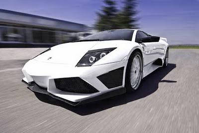2010 JB Car Design Lamborghini Murcielago LP 640
