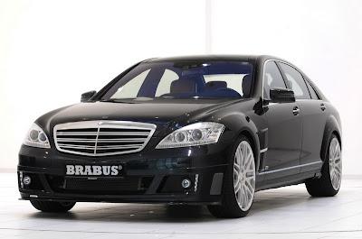 BRABUS SV12 R Biturbo 800