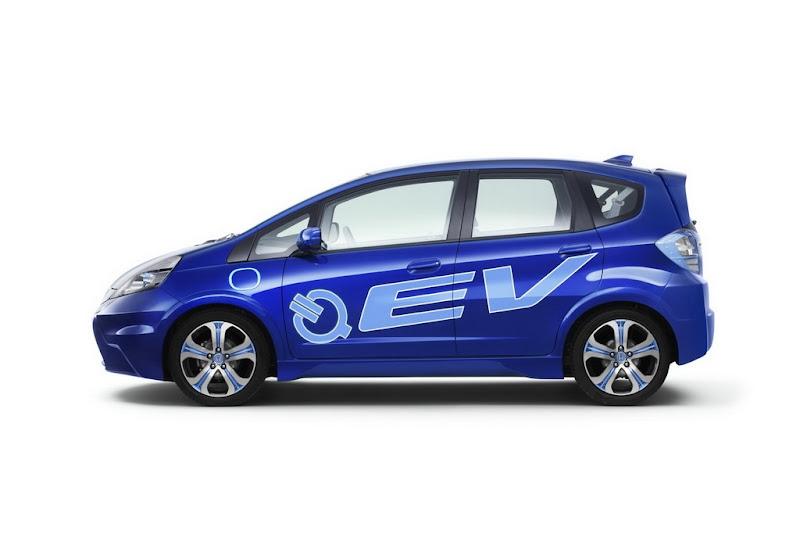 2011 Honda Fit EV Concept