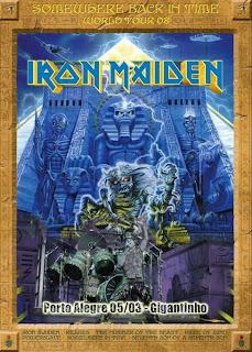 Baixar Show Iron Maiden: Live in Porto Alegre Download