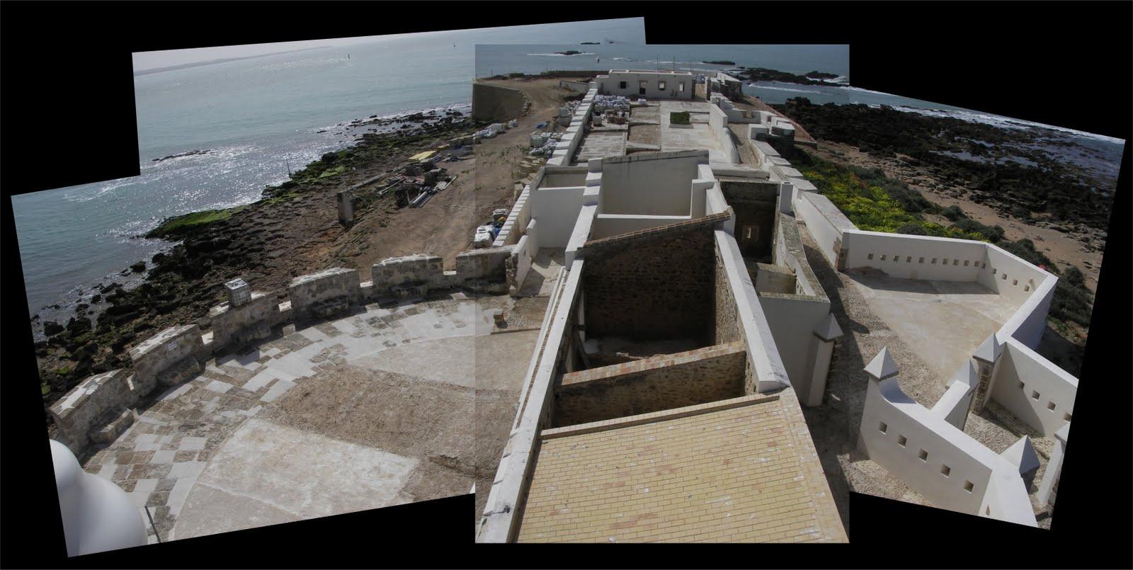 Castillo de SanctiPetri
