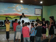Pr presidente do campo -Carlos Humberto