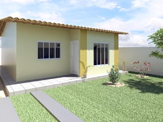 3dvm architeture in motion casas populares em parnamirim rn for Casa popular