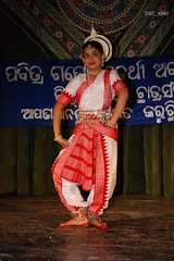 Odissi Dance by Prateechi Acharya