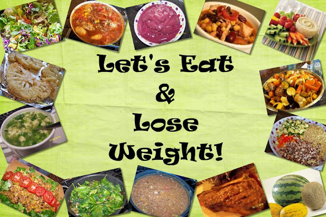 Let's Eat and Lose Weight!