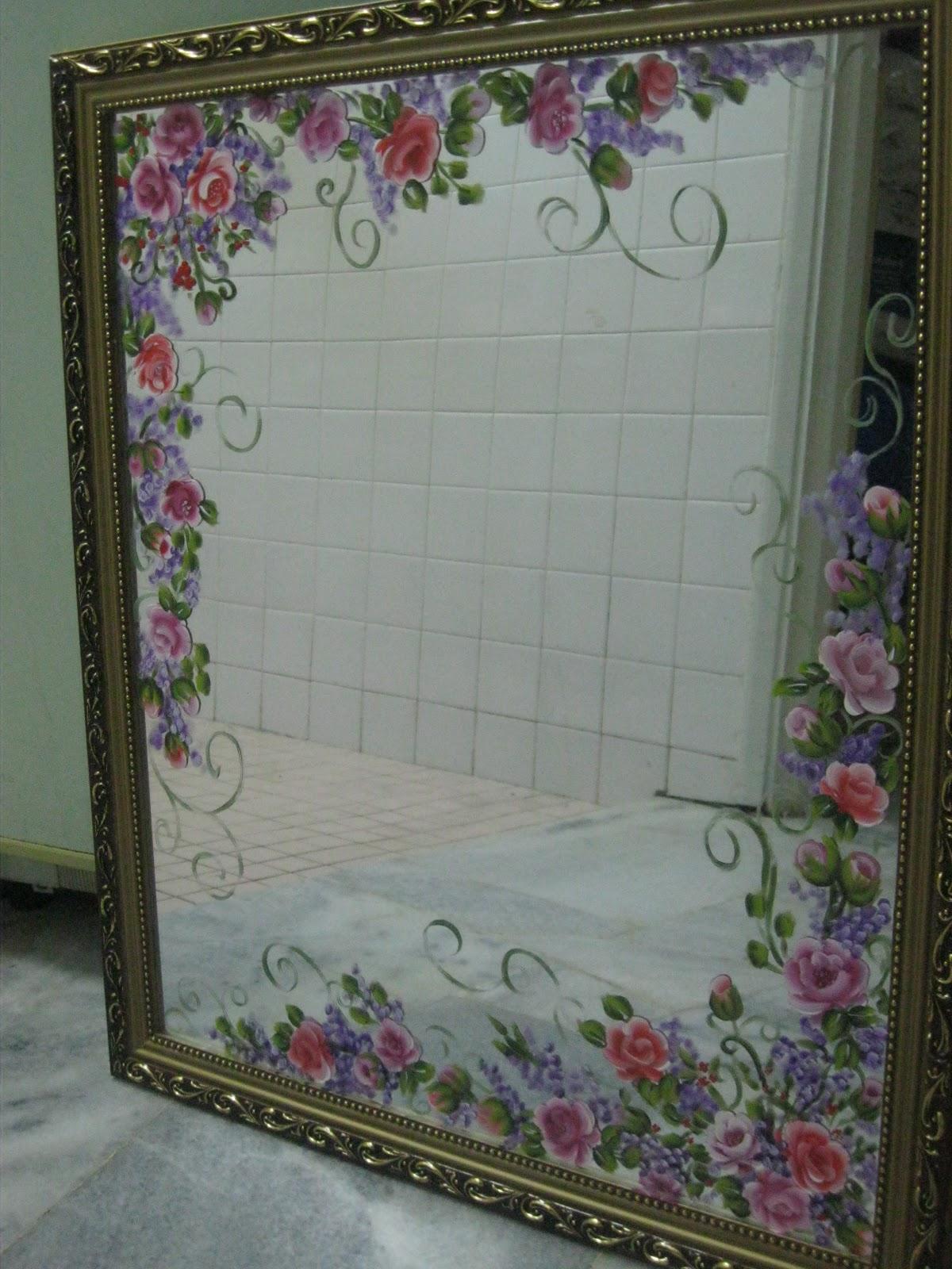 darwisha 39 s cottage cermin hiasan ruang tamu