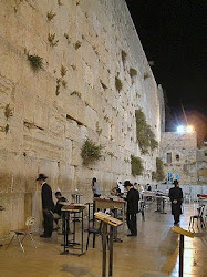 The Western Wall of The Holy Temple
