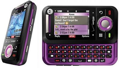 Daftar Harga Handphone Motorola Terbaru Maret 2011
