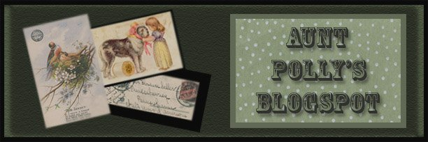 Aunt Polly's Blog