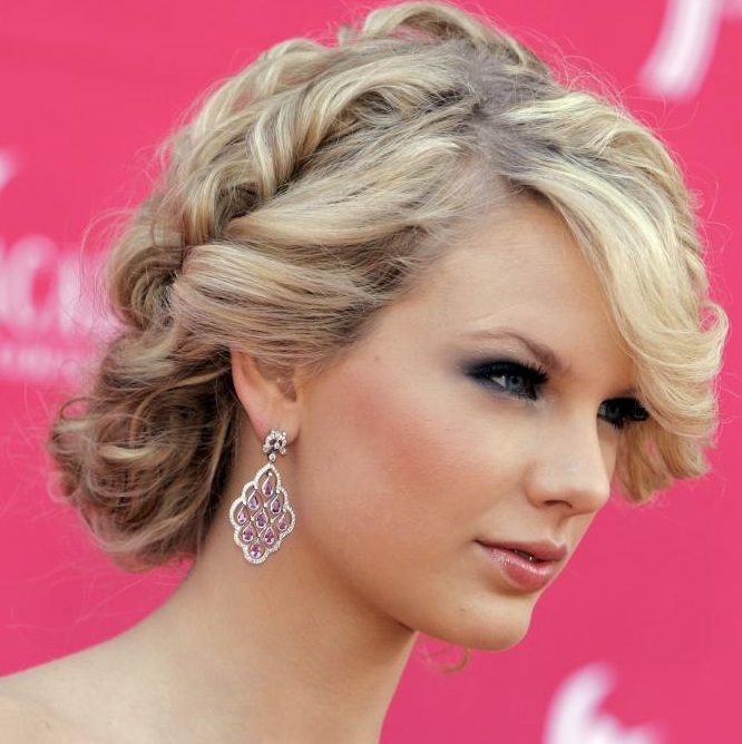 taylor swift formal hairstyles. Cute, formal; taylor swift