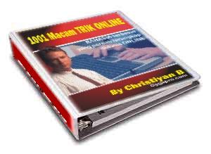 """eBook """" 1001 macam trik Online """""""