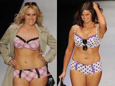 Do blog Tudo novo de novo! Um desfile de modelos GG fez o maior sucesso durante o Sydney Fashion Festival, na Austrália. As meninas arrasaram mostrando as curvas na passarela do momento dedicado às roupas íntimas, batizado de 'Hot In the City'.