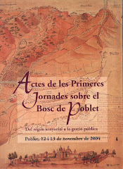 1sJornades de Poblet.