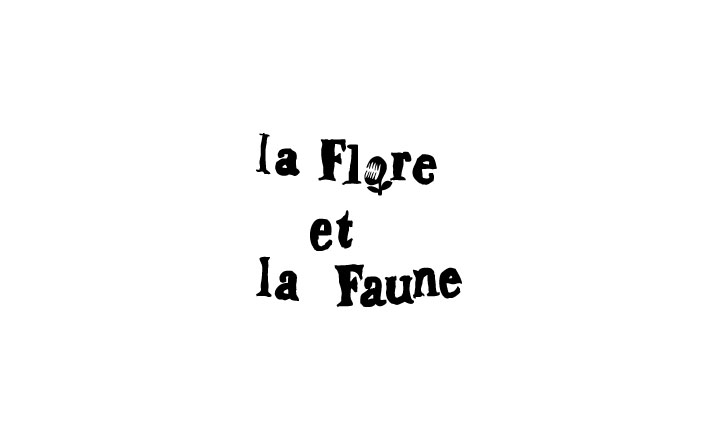 la flore et la faune