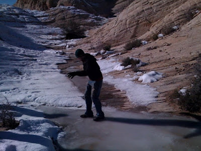photo Snow Canyon Mayhem