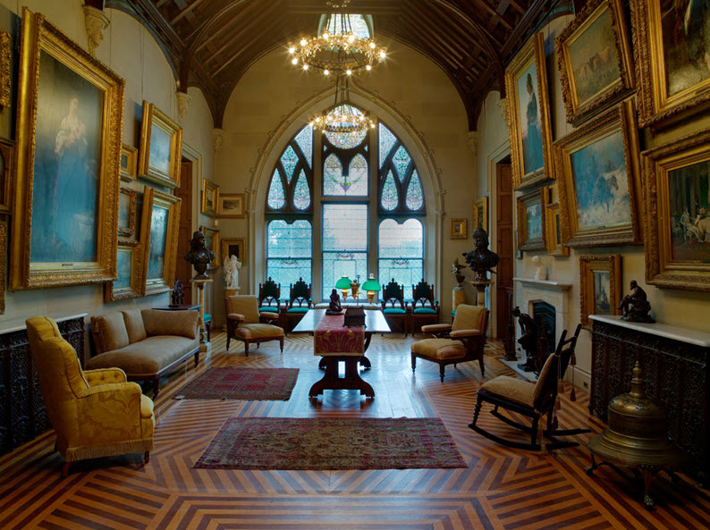 Gothic Victorian House Interior Gothic Revival Home In The