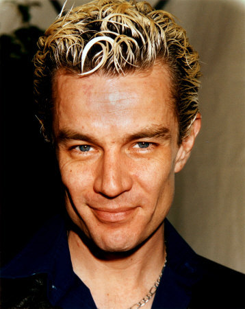 Hair Bleach For Men : James Marsters Toronto Concert Mission