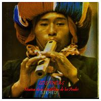 Musica de la Cordillera de los Andes