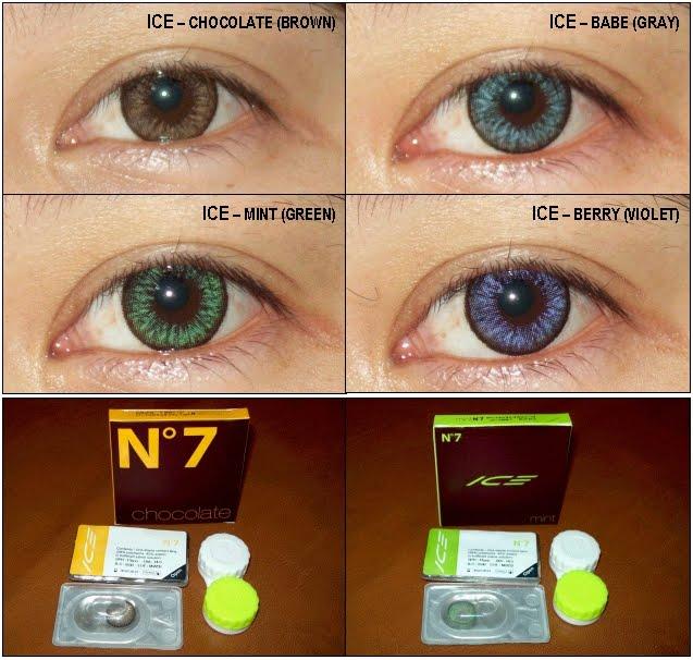 softlens ICE N.7