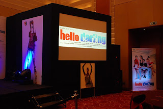 Hello Darling music launch