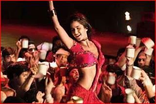 Katrina in an item number in movie Tees Maar Khan