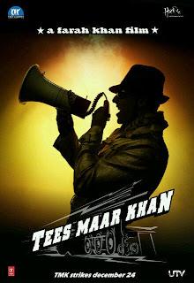 Upcoming movie Tees Maar Khan