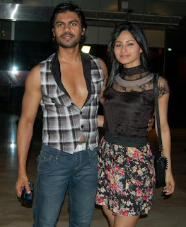 TV celebs for 'PIRANHA 3D' RED CARPET PREMIERE AT CINEMAX IN MUMBAI