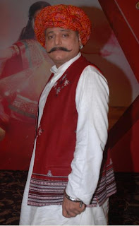 Manoj Joshi at the premiere of Star Plus New Show Gulaal