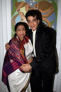 Asha Bhonsle & Jeetendra