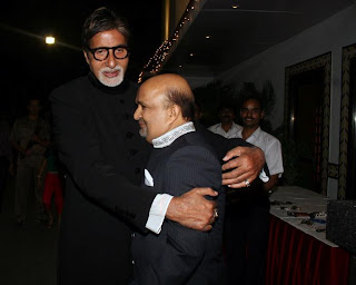 Amitabh Bachchan & Sameer