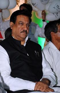 Chief Minister Prithviraj Chauhan