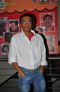 Amit Bhatt at 500 episodes celebration party of TMKOC