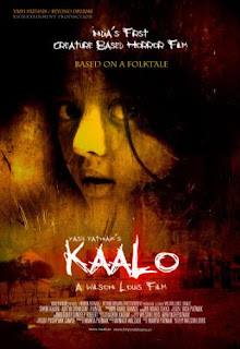 premier of horror film Kaalo