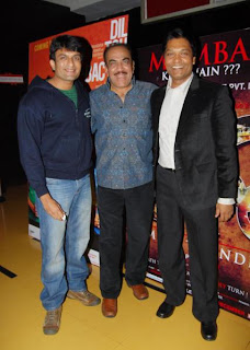 the team of CID, Shivaji Satam and Aditya Shrivastav