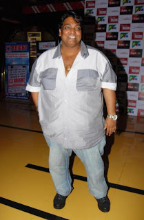 Choreographer Ganesh Acharya at the premier of horror film Kaalo