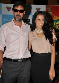 Rajat Kapoor  and Neha Dhupia at launch of dvd of Phas Gaye Re Obama