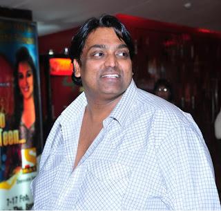 Choreographer Ganesh Acharya