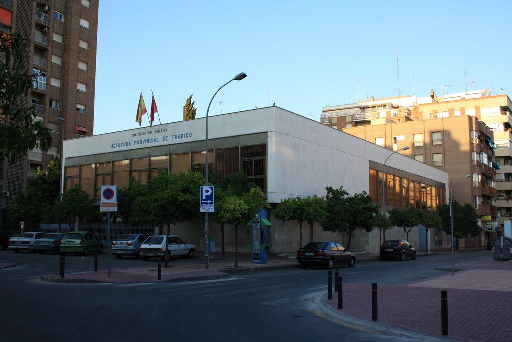 Policia local cehegin se suprime la presentaci n del - Jefatura provincial de trafico de albacete ...