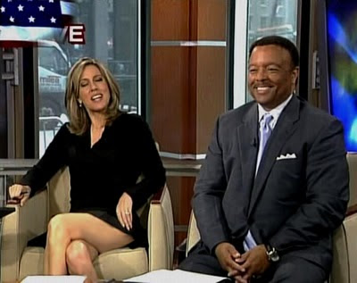 Obviously folks news anchors upskirts hard the