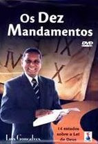 DVD Os 10 Mandamentos