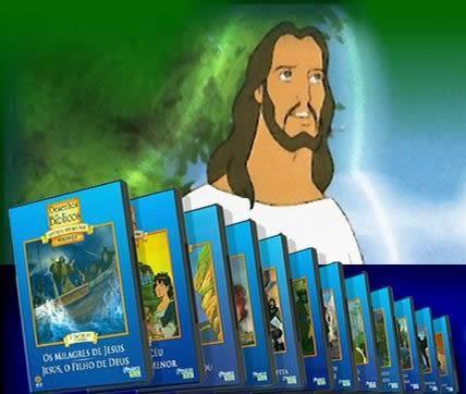 Desenhos Bíblicos - Histórias Inesquecíveis