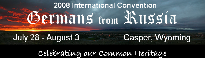 International Convention of Germans from Russia